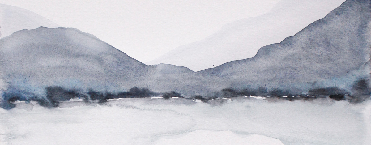 Kaitlin Hargreaves - Watercolours